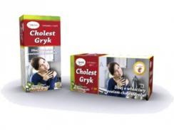 Cholest-Gryk, mieszanka ziołowa z łuską gryki, 60 saszetek