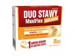 Duo Stawy MaxiFlex, 30 tabletek musujących