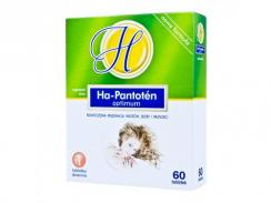Ha-Pantoten Optimum, 60 tabletek