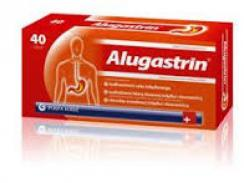Alugastrin, 40 tabletek