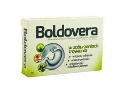 Boldovera, 30 tabletek