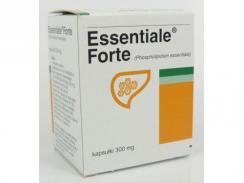 Essentiale Forte, 300mg, 50 kapsułek