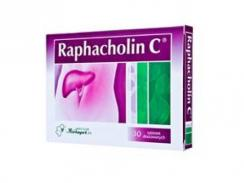 Raphacholin C, 30 drażetek