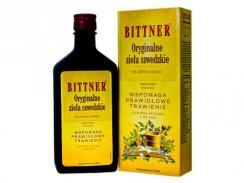 Bittner, Oryginalne Zioła Szwedzkie, 250ml