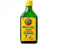 Tran Mollers, cytrynowy, 250ml