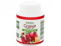 Granat ekstrakt MyVita 2000 mg 120 kaps.