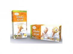 Gluko-Gryk mieszanka 60 saszetek