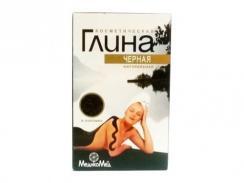 Glinka kosmetyczna czarna 100g Aram