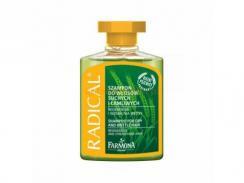 Radical szampon do włosów suchych i łamliwych 300m