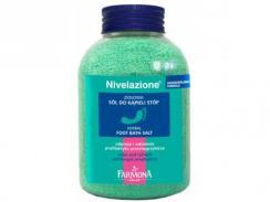 Nivelazione, sól ziołowa do kąpieli stóp 600g
