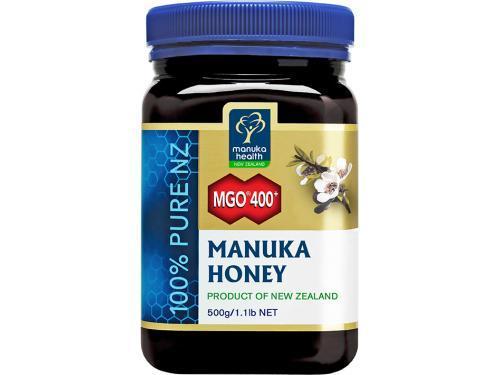 Miód Manuka MGO 400+ 500 g