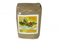 Mąka z żołędzi EKO 500g Dary Natury