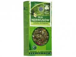 Herbata Dla nerwusów 50 g
