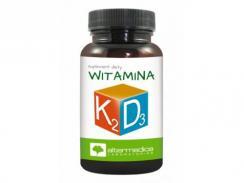Witamina K2 D3 x 30 kaps. ALTER MEDICA