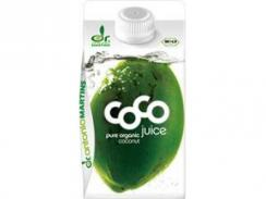 Woda kokosowa naturalna 500 ml Dr Martins