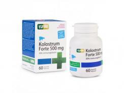 KOLOSTRUM FORTE 500 mg 60 kaps. Virde