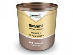 BRAHMI ekstrakt 200mg 180 tabl PharmoVit