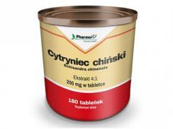 CYTRYNIEC CHIŃSKI EKSTRAKT 180 tabl. PharmoVit
