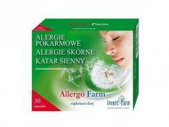 Allergo Farm 30 kapsułek ALERGIA