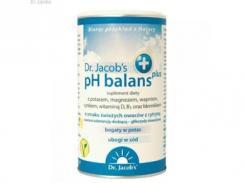 pH BALANS PLUS PROSZEK ZASADOWY 300g dr Jacobs