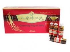 Ginseng Royal Jelly Żeń-szeń 10 amp