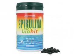 BioHit Spirulina 700 tabl. Meridian
