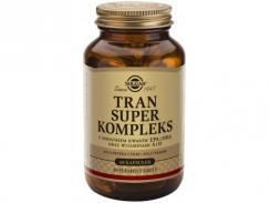 SOLGAR TRAN SUPER KOMPLEKS 60 kaps.