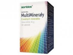 Multi Minerały 60 tabletek SANBIOS