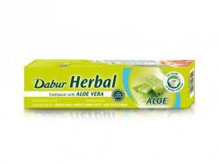 Ziołowa Pasta do Zębów z Aloesem Dabur 100 ml