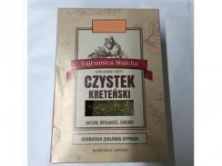 Czystek kreteński ziele suszony 200 g