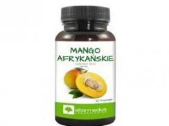 AFRICAN MANGO ekstrakt 10:1 60 kaps.