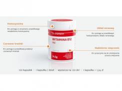 WITAMINA B12 MSE 120 kaps. metylokobalamina Dr Enzmann