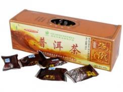 Herbata PU-ERH prasowana w kostkach 125 g