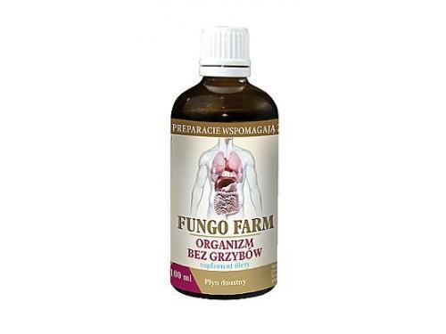 Fungo Farm 100 ml ORGANIZM BEZ GRZYBÓW