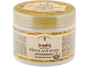 Babuszka Agafia Maska do włosów Drożdżowa 300 ml