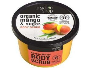 ORGANIC SHOP Scrub Kenijskie mango 250 ml