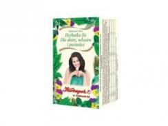 Herbata fix Dla skóry, włosy i paznokcie - 20 sasz