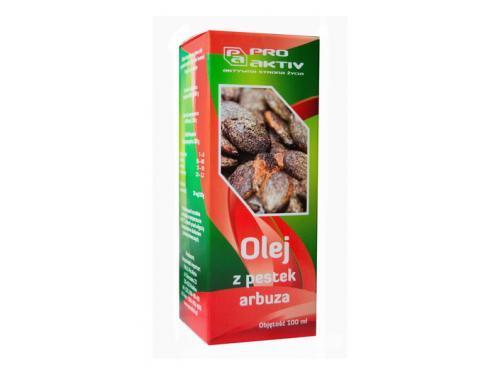 Olej z pestek arbuza 100 ml PRO AKTIV