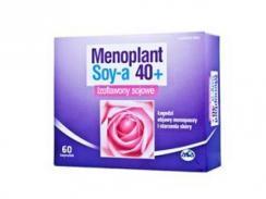Menoplant Soj-a 40+, 60 kaps.