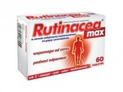 Rutinacea Max, 60 tabletek