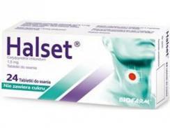 Halset x 24 tabletki do ssania