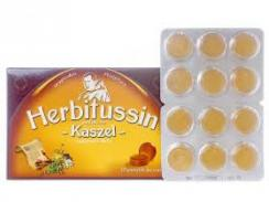 Herbitussin Kaszel 12 pastylek do ssania