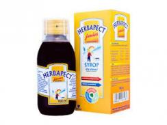 Herbapect Junior syrop 100ml