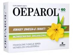OEPAROL, 60 kapsułek