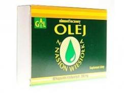 Olej z wiesiołka, 60 kapsułek