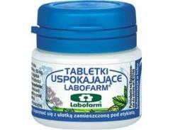 Tabletki uspokajające, 20 tabletek