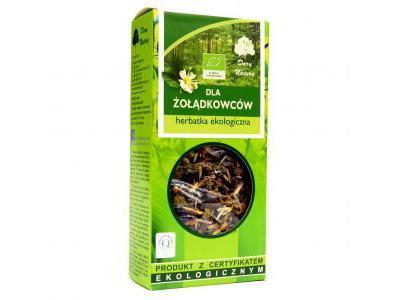Herbatka Dla żołądkowców EKO 50g