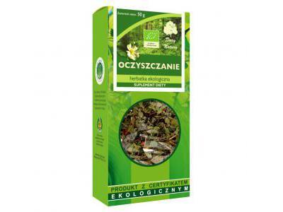 Herbatka Oczyszczanie EKO 50g