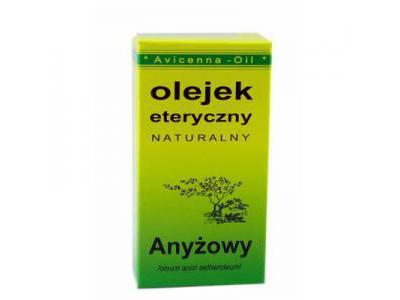 Olejek anyżowy 7 ml
