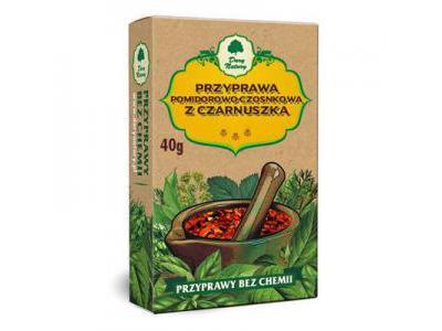 Przyprawa pomidorowo-czosnkowa z czarnuszką 40 g